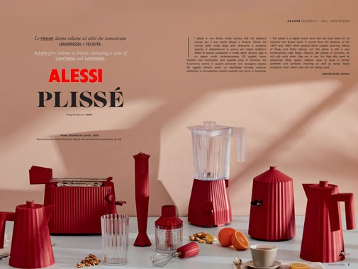 Alessi Plissè WINTER 2020